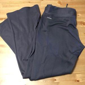 Columbia grey winter pants